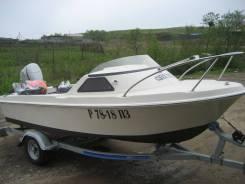 Продаётся моторная лодка Yamaha Fish15 custom