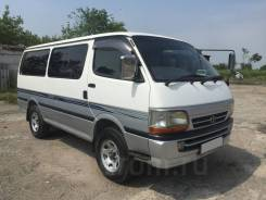 Аренда (прокат) Toyota Hiace. Грузопассажирский микроавтобус 4WD