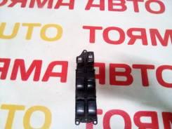 Блок кнопок стеклоподъёмника toyota corolla fielder nze121