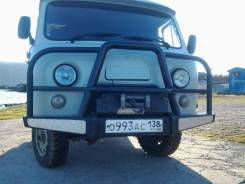 УАЗ 390945, 2016