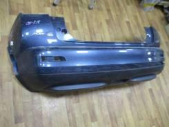 Бампер Nissan Juke 15 задний 001741 в сборе 2 части