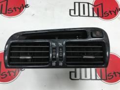 Консоль с часами и воздуховодами Toyota Aristo JZS161, JZS160!