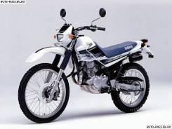 Yamaha Serow на запчасти