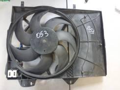 Вентилятор радиатора Peugeot 207