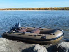 Badger Duck Line. 2013 год год, длина 3,90м., двигатель подвесной, 30,00л.с., бензин