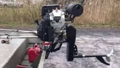 CKS-мотор SC300, лодочный мотор вездеход с коротким валом, 15-27 л. с.