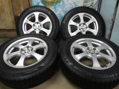 """Продам стильные колёса WEDS Ravrion+Зима 225/65R17Harrier, CX5, Vanguard. 7.0x17"""" 5x114.30 ET38"""