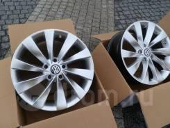 Новые диски R17 5/100 Volkswagen