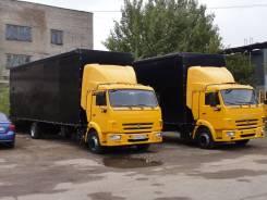 КамАЗ 4308. Камаз 4308 Шторно-бортовой 2015г, 6 200куб. см., 6 000кг., 4x2
