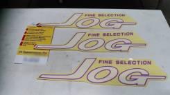 Наклейки Yamaha Jog Fine Selection