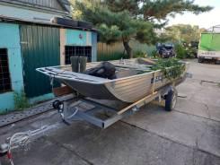 Winboat. 2018 год, длина 3,80м., двигатель без двигателя