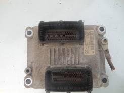 Блок управления двигателем 24443796 Opel Vita 2001г