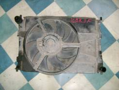 Радиатор основной Ford Fiesta CBK 2006 FXJA (1.4) Duratec