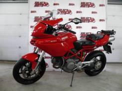 Ducati Multistrada 1100, 2008