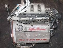 Двигатель ALFA Romeo AR67204 2 литра TWIN Spark