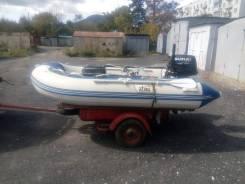 Продам: лодку пвх+ мотор.