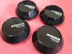 Колпачки Advan Racing! Черные ! В наличии!