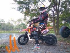 KTM 50 Junior. 50куб. см., исправен, без птс, без пробега. Под заказ