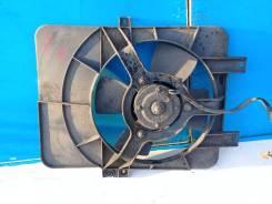 Диффузор вентилятор охлаждения двс ЛАДА 2110 2112