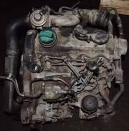 Двигатель AUDI Volkswagen AGR AGR AHF 1.9 литра TDI турбо дизель
