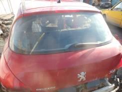 Крышка багажника Peugeot 308 2009г.