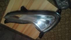 Фара противотуманная левая Hyundai Solaris 2014 92201 4L600