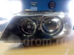 Фара. BMW 3-Series, E90, E91, E90N M57D30TU2, N46B20, N47D20, N52B25, N52B25A, N52B30, N53B30, N54B30