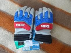 Продам Мотоперчатки Komine GK-785 Police серо-красные XL (теплые)