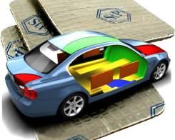 Шумоизоляция автомобилей (полная и частичная) прайс внутри! Акция!