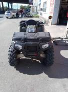 Polaris Sportsman X2, 2012