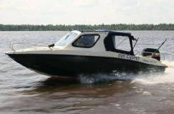 Продается моторная лодка Селенга