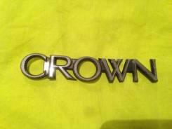 Продам Шильдик, лэйбу, эмблему Toyota Crown (Ретро)