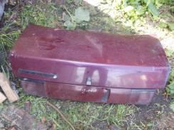 Крышка багажника ваз 2110 вишн.