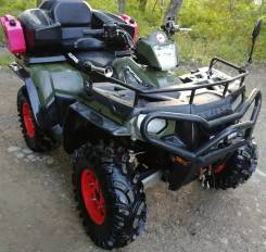 Polaris Sportsman 800, 2011