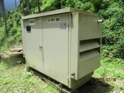 Японский генератор для коттеджа на 45кВт 220V/400V с авто запуском