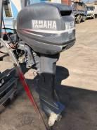 Лодочный мотор Yamaha 15 2-х тактный с электростартером