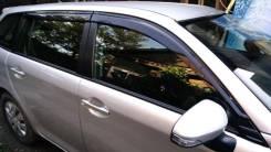 Ветровик на дверь. Toyota Corolla Fielder, NKE165G, NRE161G, NZE161G, NZE164G, ZRE162G 1NZFE, 1NZFXE, 2NRFKE, 2ZRFAE