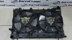 Вентилятор охлаждения радиатора. Subaru Forester, SG5, SG9, SG9L EJ201, EJ202, EJ203, EJ204, EJ205, EJ251, EJ253, EJ255