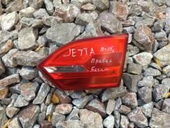 Volkswagen Jetta фонарь правый внутренний 5C6945094 2011-2015