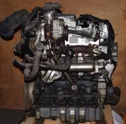 Двигатель Volkswagen CBDA CBD 2 литра турбо дизель Tiguan Touran