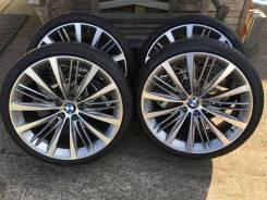 Оригинальные диски BMW, стиль V-Spoke 463