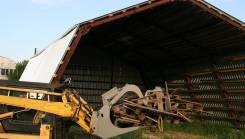 Захват ковшевой на BobCat Sunward JCB
