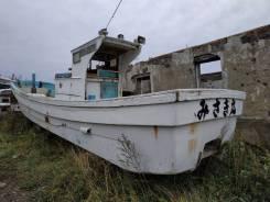 Шхуна рыболовная транспортная