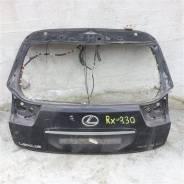 Дверь багажника Lexus RX330 2005 [6700548210,6700548220,6700548240]