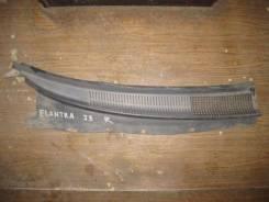 Планка под лобовое стекло правая Hyundai Elantra