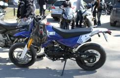 Baltmotors Motard 200 DD, 2012