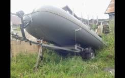 Продам лодку ПВХ Карсар Комбат 420