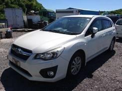 Subaru Impreza, 2014