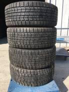 Dunlop DSX-2. зимние, без шипов, 2012 год, б/у, износ 20%