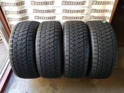 Bridgestone Blizzak DM-V2. зимние, 2014 год, б/у, износ 40%